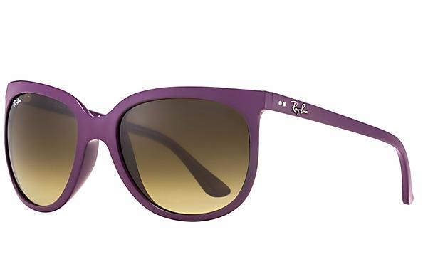 7f6645d251fc7 Óculos Ray Ban Cats Vinho 1000 Original - R  320