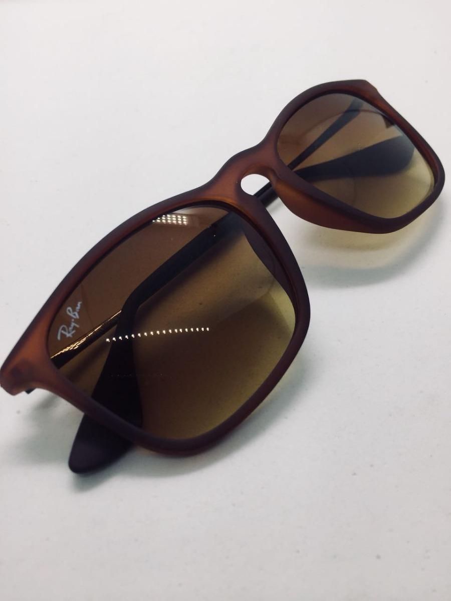 c4a243310d8ea Óculos Ray Ban Chris Rb 4187 Original Várias Cores - R  320,00 em Mercado  Livre
