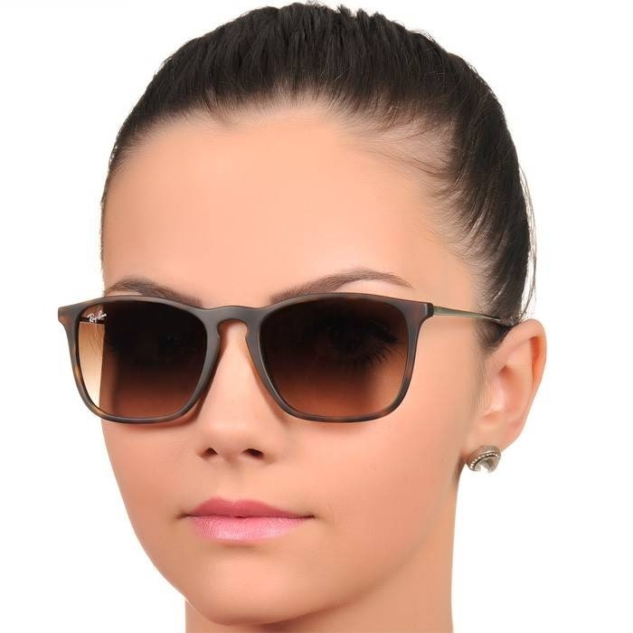 0c306f5117a1c Óculos Ray Ban Chris Rb 4187 Original Várias Cores - R  277,00 em ...