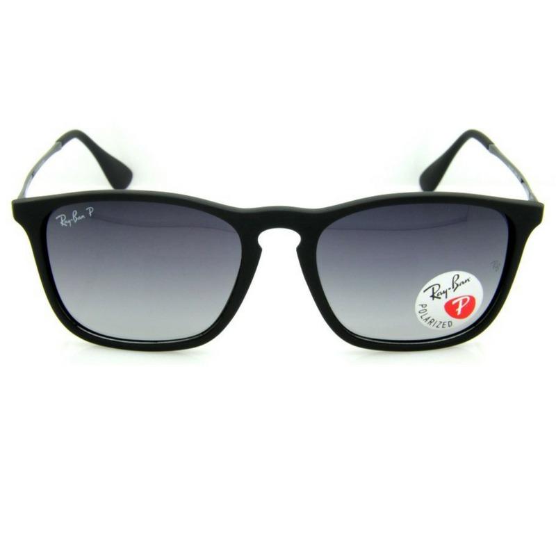 Oculos Ray Ban Chris Rb4187 Polarizado + Brinde - R  249,99 em ... 8415278793