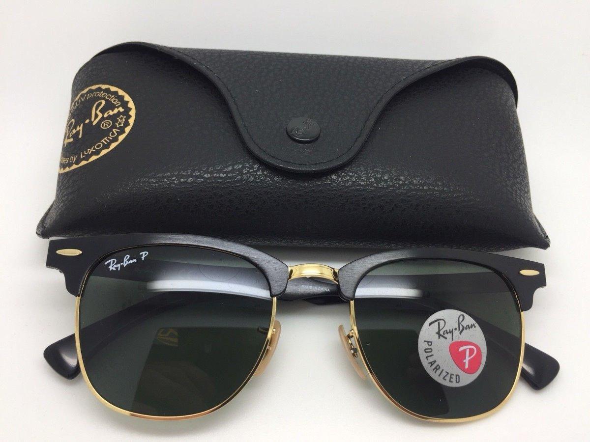 3d6ee5f27 Óculos Ray-ban Clubmaster Rb3507 Fotos Reais Original - R$ 190,00 em ...