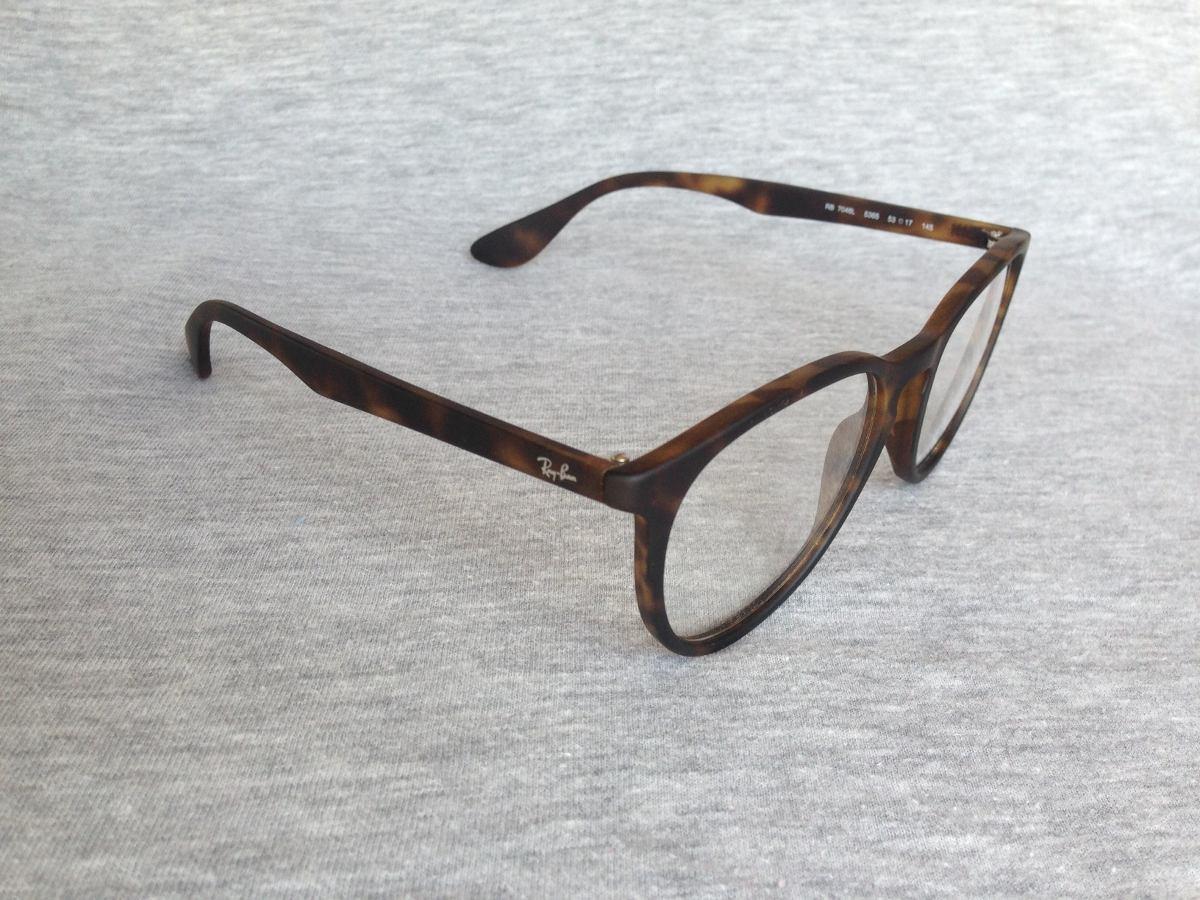 Óculos Ray Ban De Grau Rb7046l Erika (frete Grátis) - R  299,00 em ... 40ac55f8eb