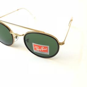 85e6f83378 Ray Ban 3484 Lente De Cristal G15 Não Arranha Não Risca Sol - Óculos no  Mercado Livre Brasil