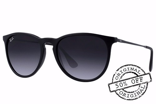 Oculos Ray-ban Erika 4171 Original 50% Off Frete Gratis - R  210,00 ... 5a3d59a5fb