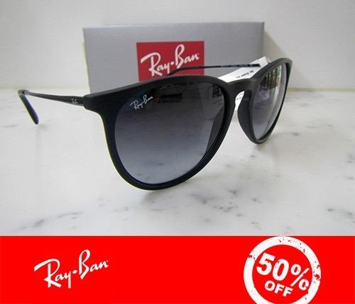Óculos Ray-ban Erika 4171 Original 50% Off + Garantia - R  220,00 em ... 232e3f0d13