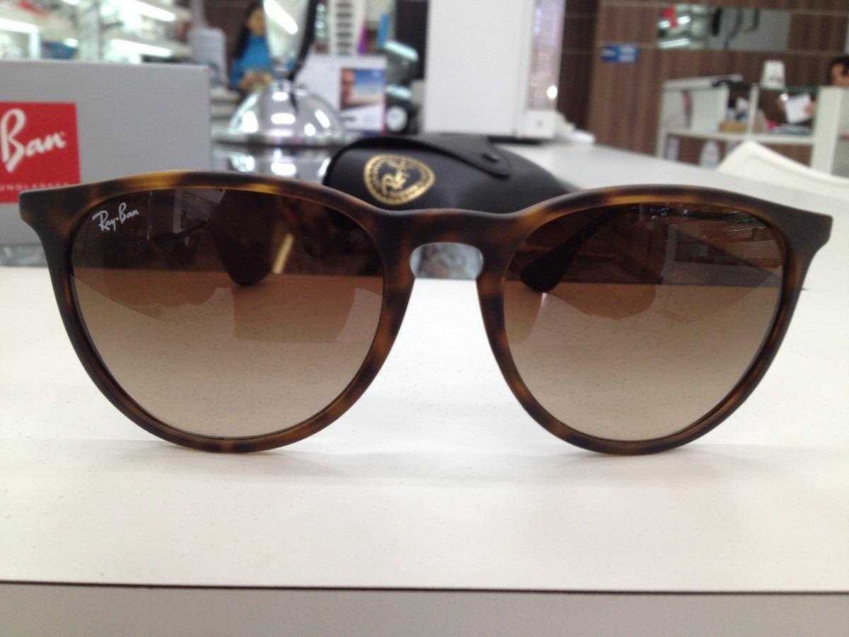 Oculos Solar Ray Ban Rb4171l Erika 865 13 Original - R  399,99 em ... 57c0c1802b