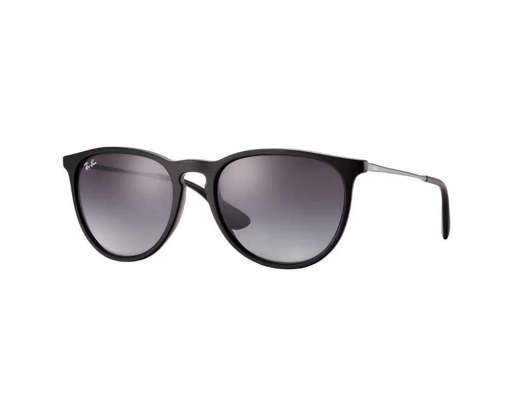 Carregando zoom... ban erika óculos ray 2 óculos ray ban erika tartaruga ou  preto original rb4171 fcf1a2eb6c