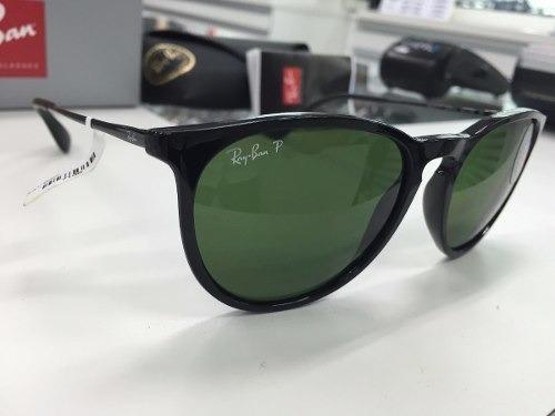 8dab680b797c3 Oculos Solar Ray Ban Polarizado Rb 4171 Erika 601 2p Origina - R  269