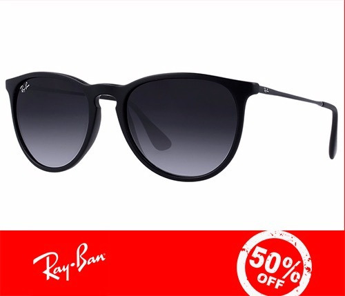 Óculos Ray-ban Erika 4171 Original 50% Off + Garantia - R  220,00 em ... f5b291bd6e