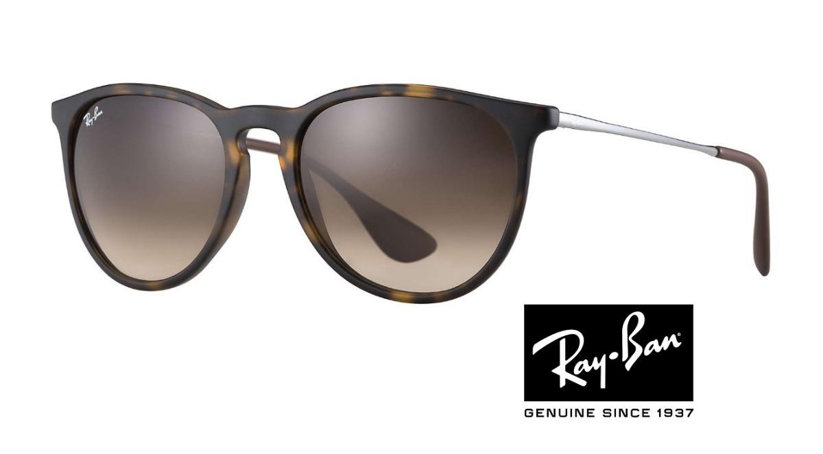 Óculos Ray Ban Erika Rb 4171 Tartaruga Original Mais Brinde - R  220 ... 54b544cc2741a