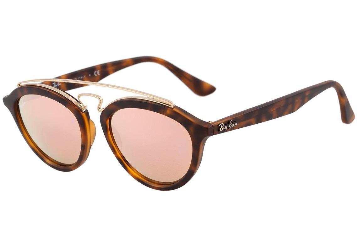 Óculos Ray Ban Gatsby Oval Rb4257 Original Na Caixa - R  319,90 em ... 147baa47f3