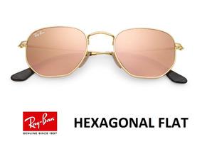 23273e5de Óculos Ray Ban Hexagonal Roxo - Óculos no Mercado Livre Brasil