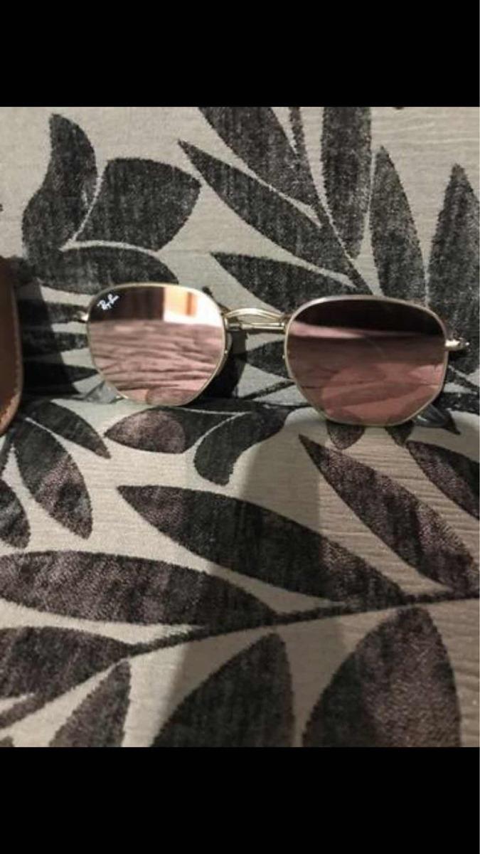 4e22c0e5879 Oculos Ray Ban Hexagonal Original - R  230