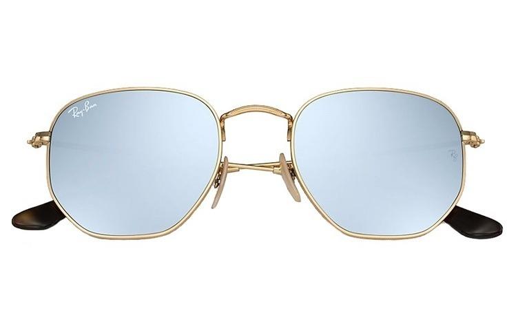 Óculos Ray-ban Hexagonal Rb 3548n 001 30 Nota Fiscal Tam. 51 - R ... 5019a833c0