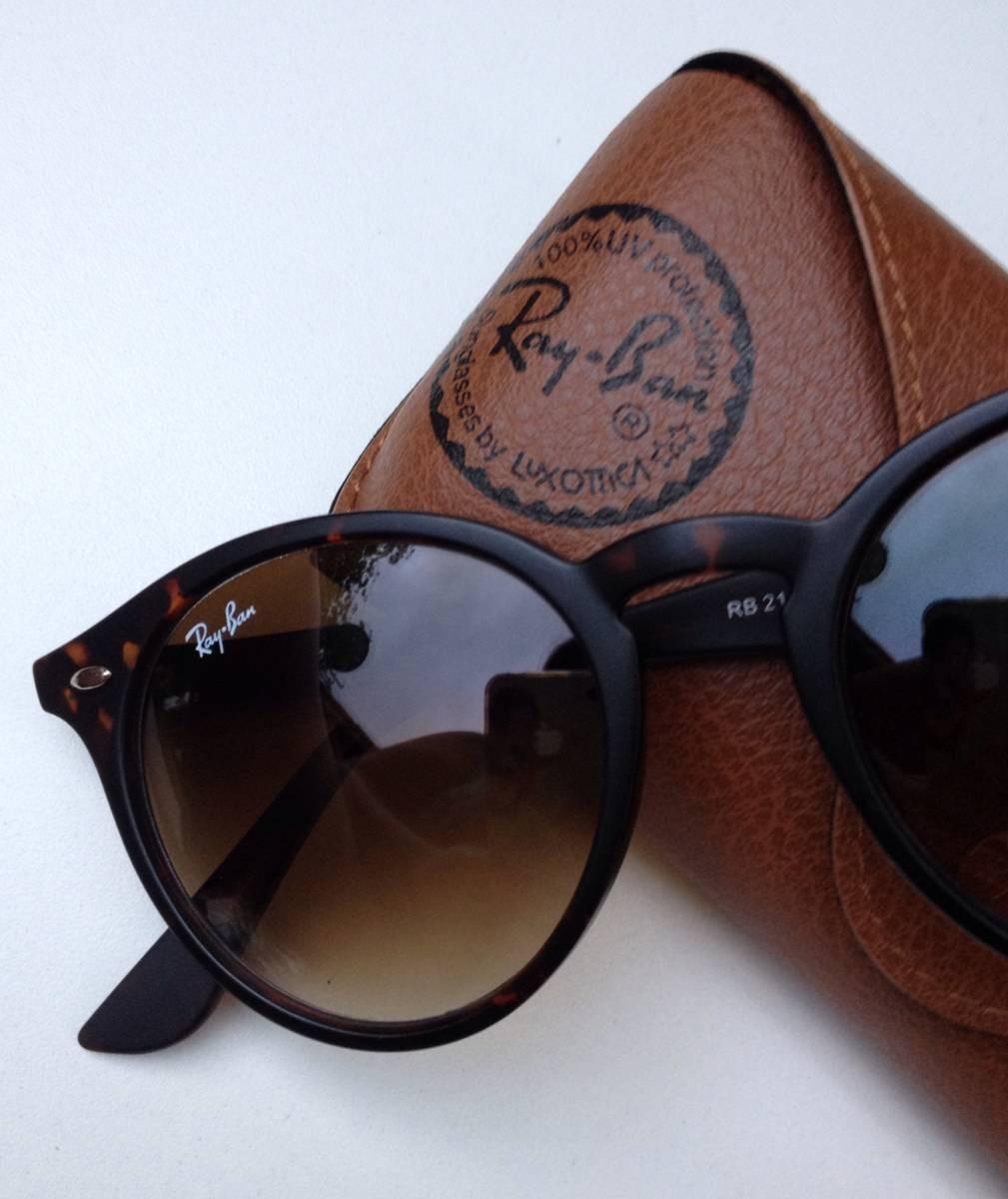 Óculos Ray-ban Highstreet Rb2180 Original Marrom Feminino - R  345,00 em  Mercado Livre e4da31292b