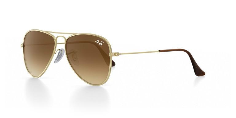 Óculos Ray Ban Junior Rb 9506 Aviador Infantil - Original - R  279 ... cf3b13a1a5