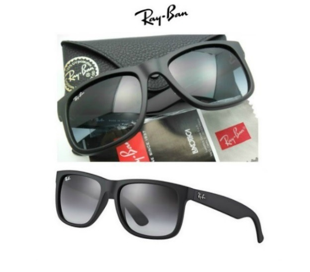 26f688ce3 Óculos Ray Ban Justin 4165 Polarizado Masculino E Feminino - R$ 64 ...