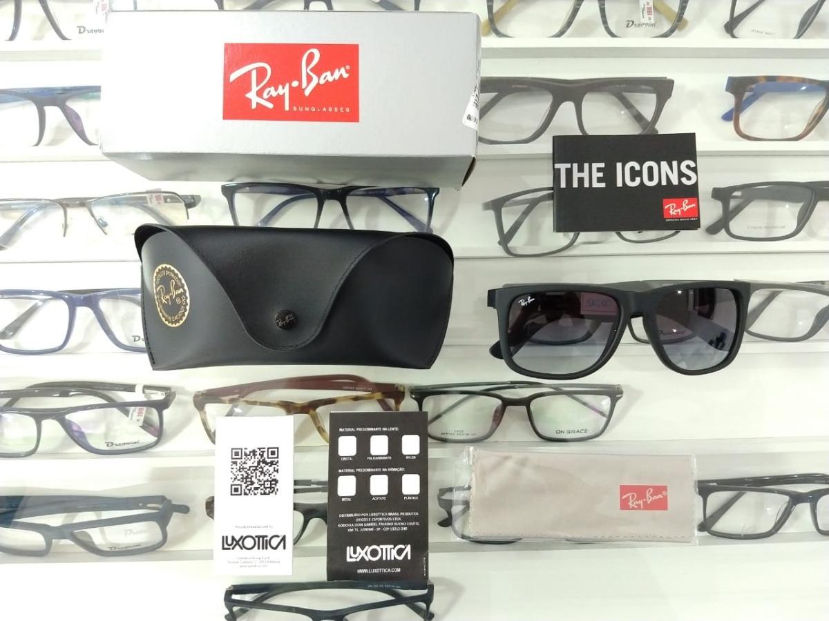 52335490e615e oculos solar ray ban rb 4165l justin 601 8g 57 original. Carregando zoom...  oculos ray ban justin. Carregando zoom.