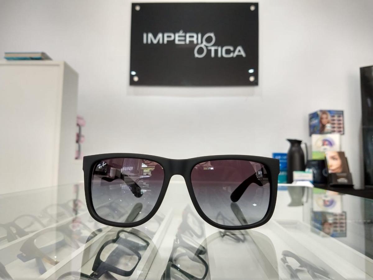 7d6153b395dc0 oculos solar ray ban rb 4165l justin 601 8g 57 original. Carregando zoom...  oculos ray ban justin. Carregando zoom.
