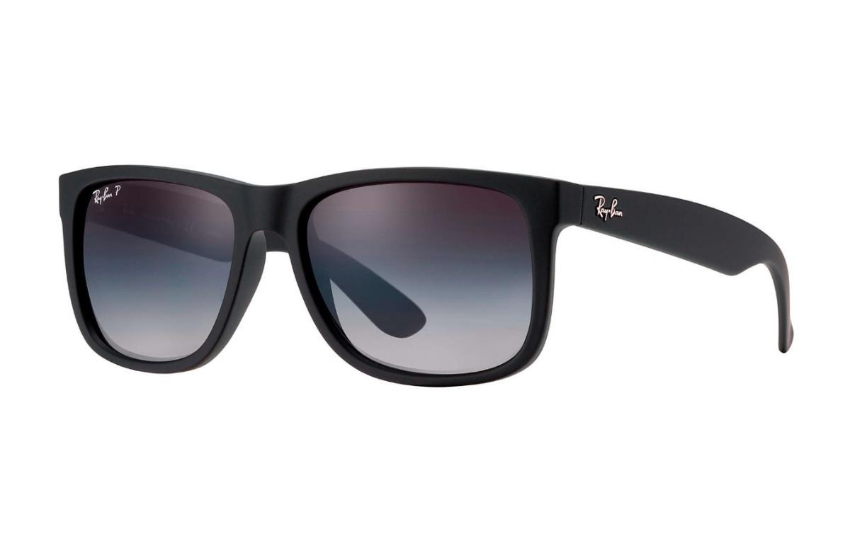 ce5839a7dc3fc Oculos Ray-ban Rb4165 Justin Polarizado Original C  Garantia - R  220,00 em  Mercado Livre