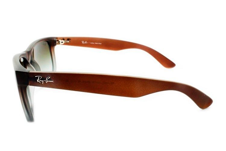 Óculos Ray-ban Justin Masculino Rb 4165 854 7z Original - R  399,00 ... 8324701851