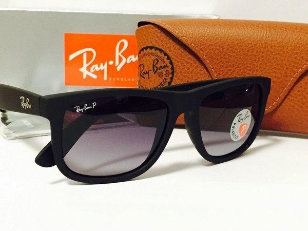 Óculos Ray Ban Justin Rb 4165 Original Várias Cores + Brinde - R ... 0a72fdd8f1
