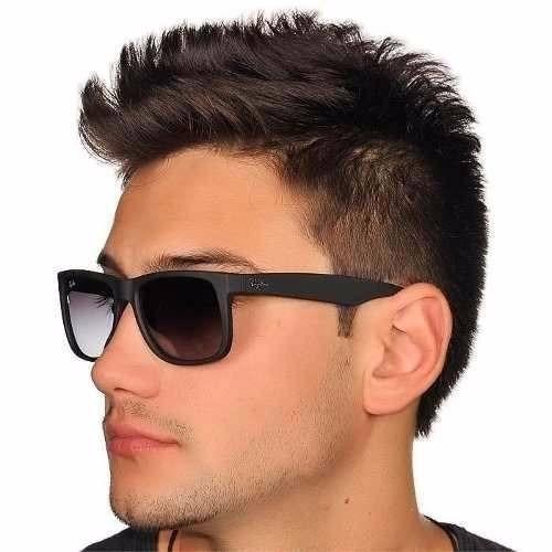3d27e967590d2 Oculos Ray Ban Justin Rb4165 Original Frete Gratis - R  139
