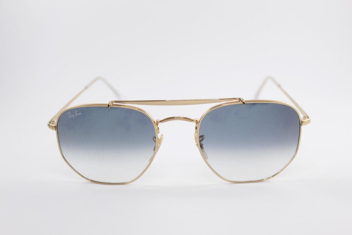 87d75727300d9 ... oculosofficina7 98ecbf41ff71dc  Óculos Ray Ban Marechal Modelo Rb3648  001 3f 54-21 - R 570,00  óculos de sol ray ban ...