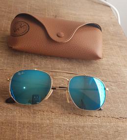 63cfe7b87 Oculos Rayban Round Espelhado Masculino - Óculos no Mercado Livre Brasil