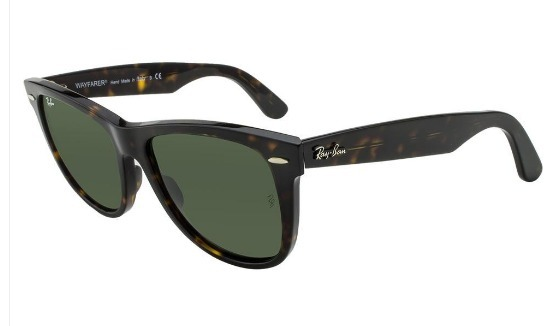 01b9a337f Óculos Ray-ban Modelo Rb2140 902/51 Masculino Original - R$ 299,00 ...