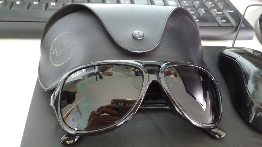 Oculos Ray Ban Modelo Rb4162 Original Frete Gratis - R  300,00 em ... b6e61bb742