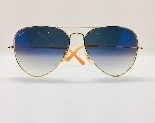 ade524ccc Óculos Ray-ban Novo E Original 3025 Aviador - R$ 219,99 em Mercado Livre