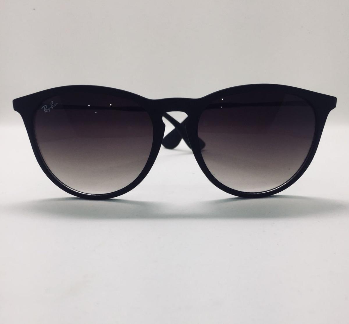 dc19bb1683 óculos ray-ban novo e original 4171 erika. Carregando zoom.