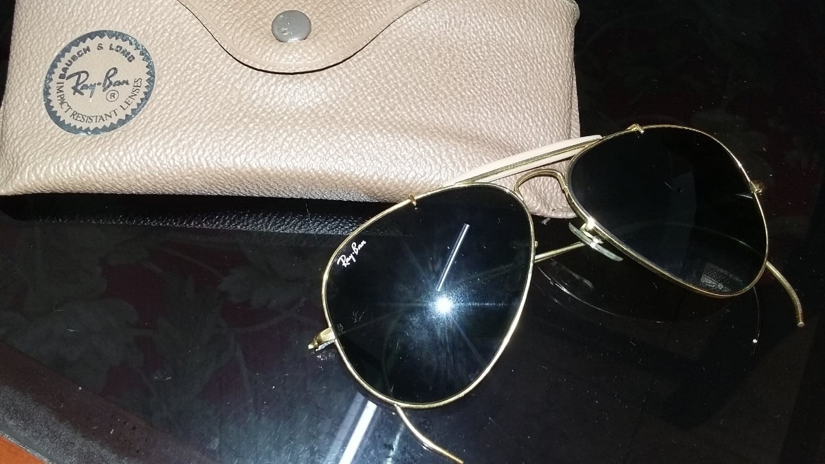 69c84287f Óculos Ray Ban Original - R$ 300,00 em Mercado Livre
