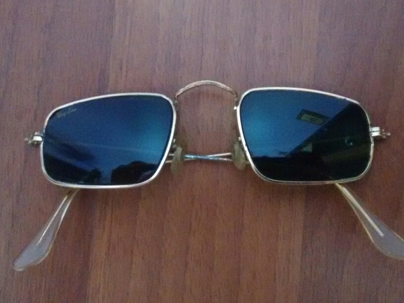 Óculos Ray Ban Original Vintage - R  150,00 em Mercado Livre 6cebf05fa6