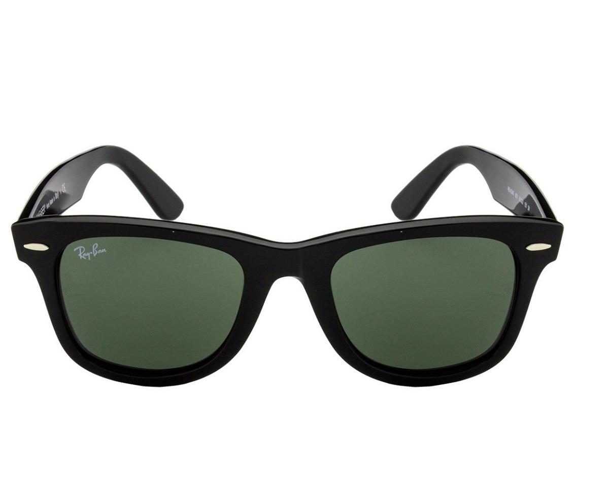 0288409dd Óculos Ray Ban Original Wayfarer Rb2140 - R$ 309,49 em Mercado Livre