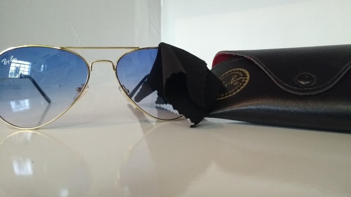 fef2accc9 óculos ray ban primeira linha, replica perfeita mod. aviador. Carregando  zoom.
