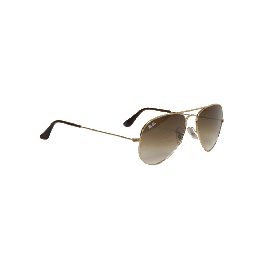 Óculos Ray Ban Aviador Dourado P Ray Ban - R  178,80 em Mercado Livre fd08562e81