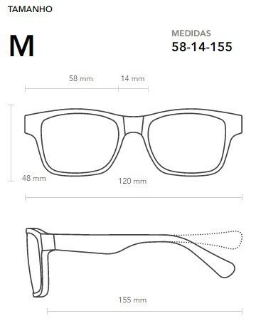 Óculos Ray Ban Rb 3025l 002 58 Aviador Polarizado - Origina - R  559 ... e283befd5c