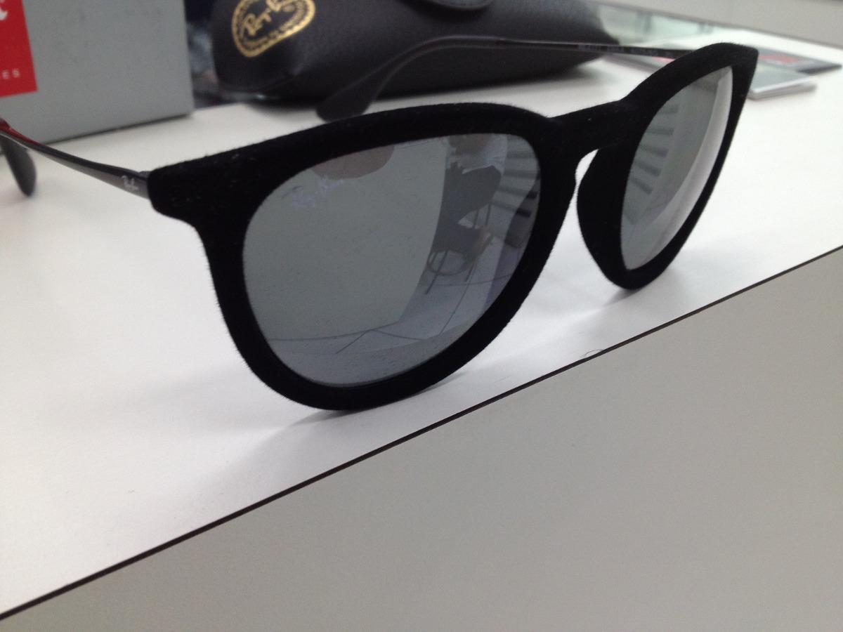 Oculos Ray Ban Rb 4171 Erika Veludo 6075 6g Original - R  369,99 em ... 3cefe81ba5