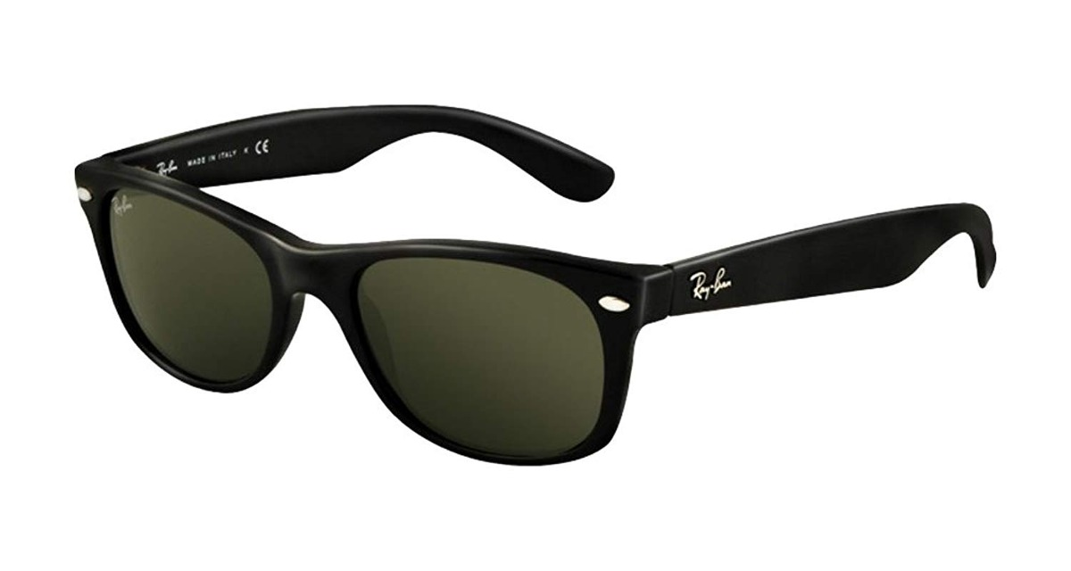Óculos Ray-ban Rb2132 New Wayfarer Sunglas - 92487 - R  1.397,36 em ... addc18687c