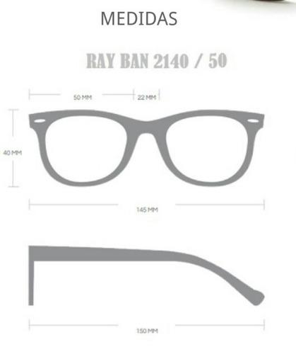 new arrivals óculos ray ban rb2140 50 22 m new wayfarer todo acetato b314e  196ad 7edc7572cb