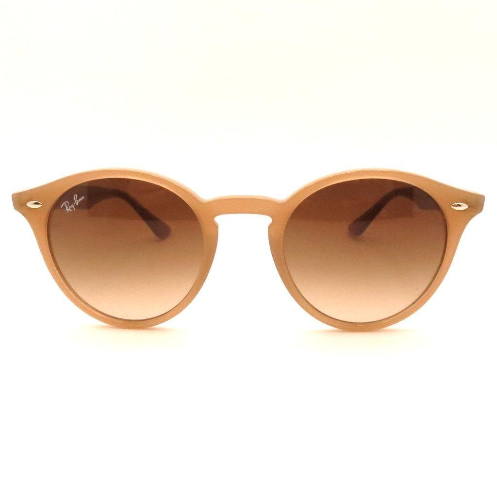 103c09dfe0f22 óculos ray-ban rb2180 round nude translucido feminino mascul. Carregando  zoom.