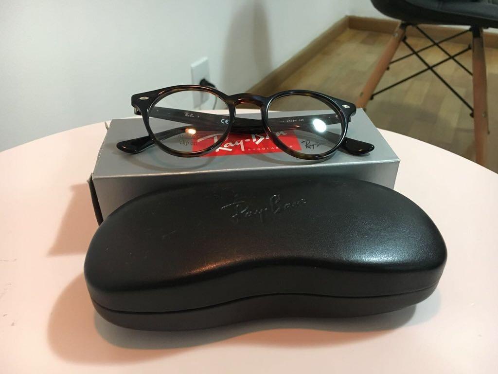óculos ray-ban rb2180-v - tartaruga grau novo original. Carregando zoom. 46e3ad2ab5