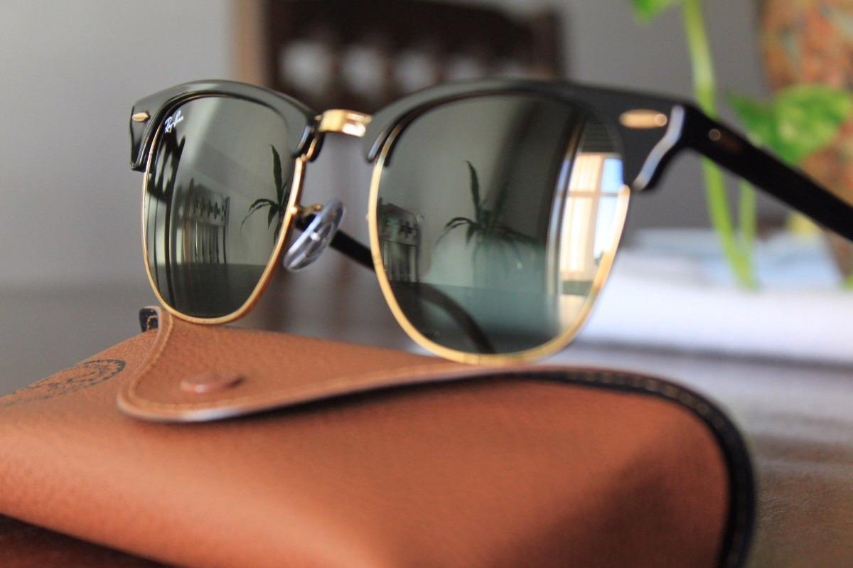46cd636abe503 oculos ray ban rb3016 clubmaster espelhad feminino masculino. Carregando  zoom.