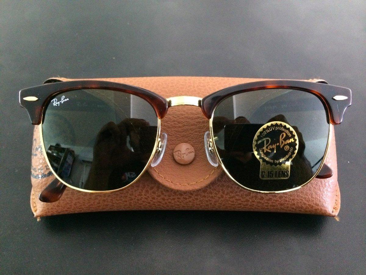 464b74199ead2 óculos ray-ban rb3016 clubmaster original frete grátis. Carregando zoom.