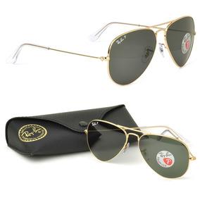 49e67728e Oculos Rayban Aviador Original - Óculos De Sol Ray-Ban Aviator no Mercado  Livre Brasil