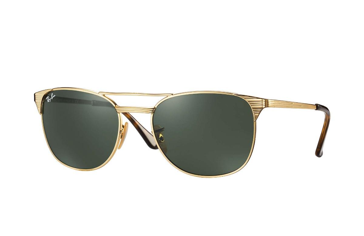 óculos ray ban rb3429 dourado original -usado- promoção. Carregando zoom. 26114167fd