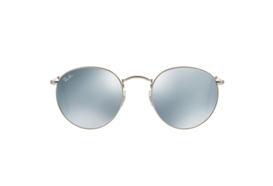 óculos ray-ban rb3447 round metal original prata espelhado. Carregando zoom. c177280a05