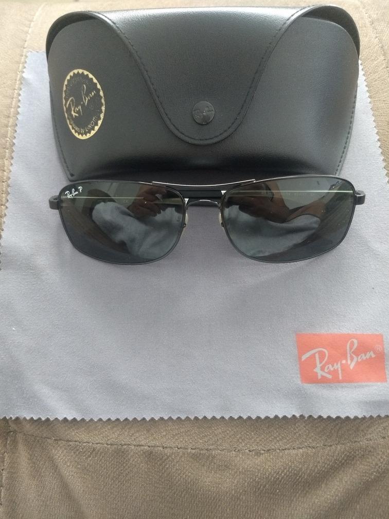 Óculos Ray-ban Rb3484 002 58 - R  400,00 em Mercado Livre 8488aff123